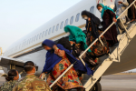 Afghanistan, a Sigonella continua il ponte con gli Usa: arrivati altri 550 rifugiati