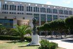 Il Palazzo di giustizia di Reggio Calabria