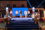 Sul palco i premiati del Trofeo del mare 2021