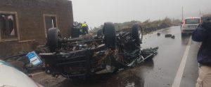 Tromba d'aria si abbatte su Pantelleria: morti un vigile del fuoco e un anziano. Nove feriti, 4 sono gravi