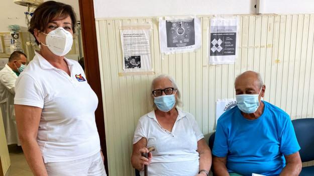 Lampedusa, vaccino, Agrigento, Cronaca