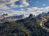 Dolomiti Unesco,geotrail nella storia delle montagne Cortina