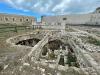 Larte contemporanea di Tresoldi sulle rovine dellantica Bari