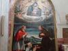 A Matera restaurata antica pala daltare del Seicento