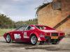 Ferrari Dino GT4, una speciale scalatrice allasta