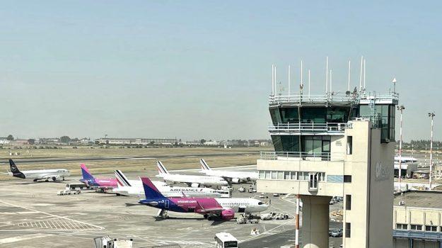 aeroporto di catania, coronavirus, Catania, Cronaca