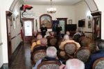 Augusta, lezioni dei carabinieri agli anziani contro le truffe