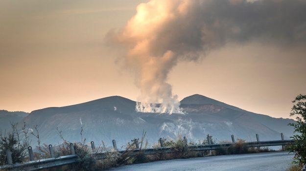 vulcano, Marco Giorgianni, Messina, Cronaca