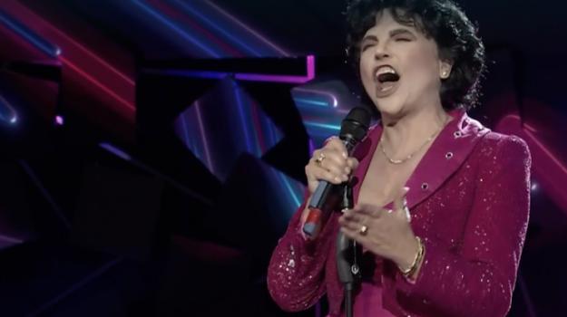 Francesca Alotta interpreta Mia Martini a Tale e Quale Show