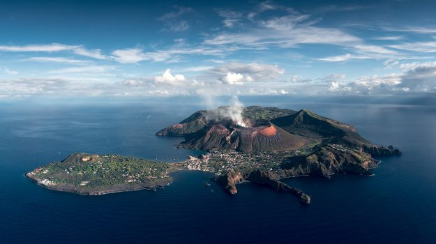 isola di vulcano, Isole Eolie, Marco Giorgianni, Messina, Cronaca