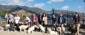 Cani guida, una nuova casa per l'Helen Keller a messina