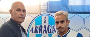 Akragas, ingaggiato dalla Nissa l'attaccante esterno Prestia