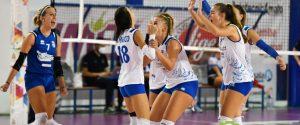 La GesanCom Fly Volley Marsala travolge la Volley Valley Catania