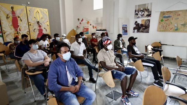 migranti, Palermo, Cultura