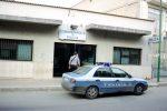 L'attuale sede del commissariato di polizia di Niscemi