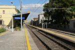 La stazione Dittaino