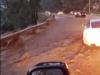 San Vito Lo Capo: bomba d'acqua a Macari, strade come fiumi e auto intrappolate