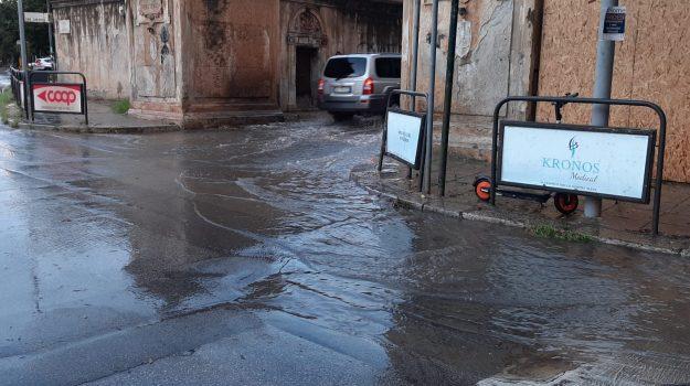 Maltempo, Palermo, Cronaca