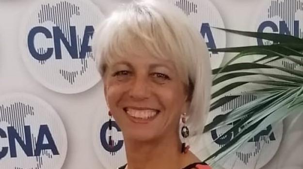 cna, Mariella Triolo, Trapani, Economia
