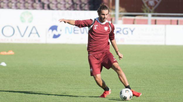 trapani, Mattia Amorello, Sicilia, Calcio