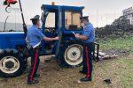 Buccheri, denunciati due allevatori che nascondevano un trattore rubato