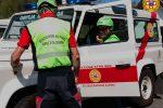 Salvate due bambine che si erano perse alle falde dell'Etna