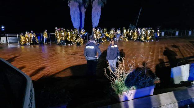 Acitrezza, migranti, Catania, Cronaca