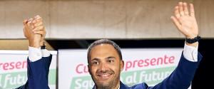 Domenico Surdi rieletto sindaco di Alcamo: la foto postata su Facebook
