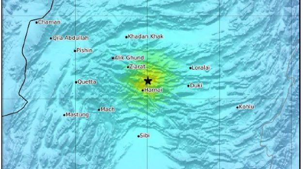 Pakistan, terremoto, Sicilia, Mondo