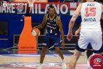 Basket: continua la striscia negativa per l'Orlandina, sconfitta beffa a Milano all'overtime