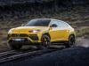 Urus Lamborghini sullo sterrato lavico dell'Etna: ecco le prestazioni del Suv di lusso