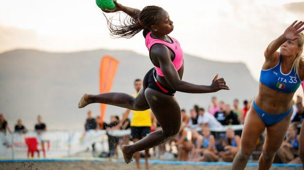 beach handball, erice, isola delle femmine, Alessandro Aragona, Sicilia, Sport
