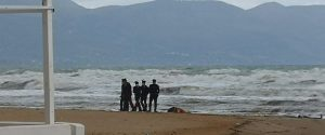Il cadavere ritrovato in spiaggia a Balestrate