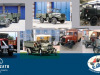 Autocarri militari storici al Centenario Autieri dItalia