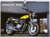 Kawasaki Z1, un calendario per suoi primi cinquantanni