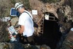 I sensori nelle grotte dell'Etna