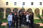 Gli studenti coinvolti nelle giornate del Fai