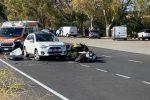 Scontro con un Suv, motociclista di 26 anni muore a Pozzallo