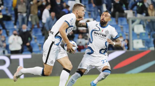 inter, Juventus, sassuolo, Torino, Berardi, Dzeko, Locatelli, Sicilia, Calcio, Sport