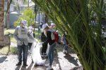 Catania, i dipendenti di McDonald's fanno piazza... pulita