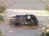 Maltempo, ad Alcamo auto trascinata fino alla foce del torrente: si contano i danni