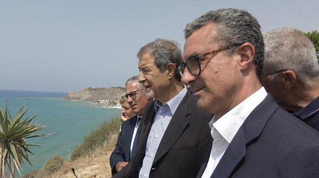 Scala dei Turchi, dal governo Musumeci un milione di euro per misure contro l'erosione