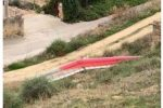 Precipita con il deltaplano, muore un anziano a Niscemi