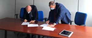 Asaro e Infantino firmano l'accordo