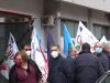 Contratto regionali e riclassificazione del personale, sit-in dei sindacati a Palermo