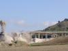 Demolito il viadotto Salso, riaperto in anticipo lo svincolo di Caltanissetta sull'A19