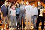 Gara canora a Campobello di Licata: vincono i Mothell