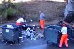 Agrigento, riprende la raccolta dei rifiuti