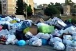 Emergenza rifiuti ad Agrigento, a Fontanelle cassonetti ancora pieni
