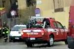 Maltempo ad Agrigento, vigili del fuoco in azione
